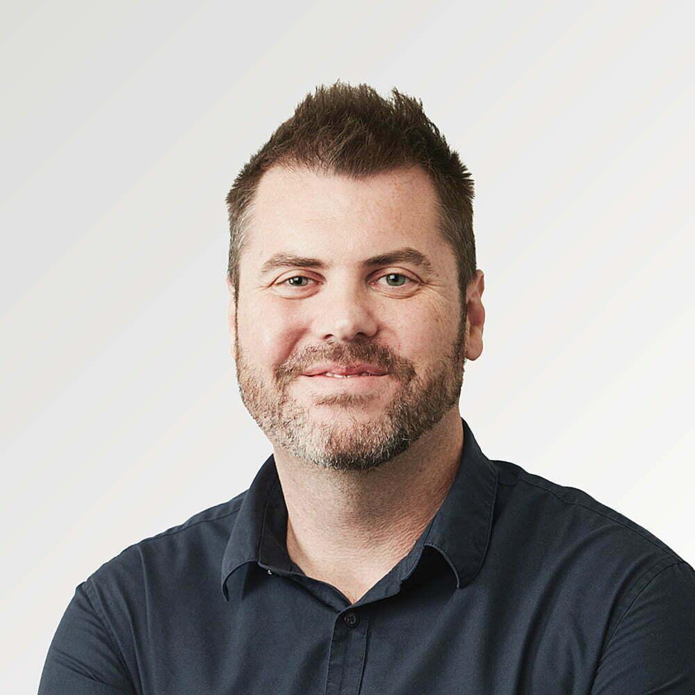 Jono Bradford, Marketing and Brand Manager