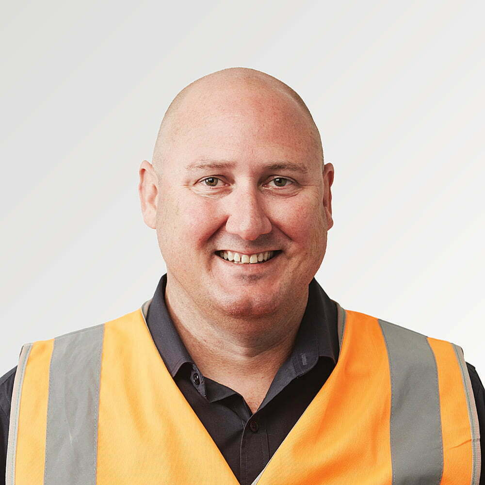 Mat Rigby, Mechanical Services Manager