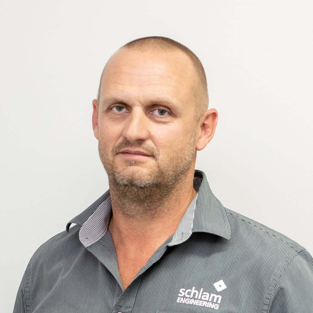 Darren Waters, Business Development Manager